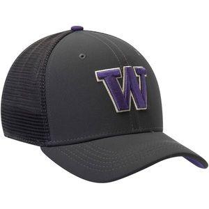 University of Washington Huskies Nike Swoosh Performance Meshback Flex Hat